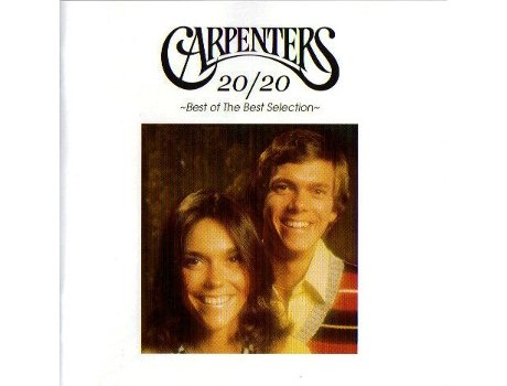 CD Carpenters - 20/20 - Best Of The Best Selection -