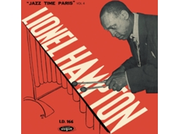 CD Lionel Hampton - Jazz Times Paris Vol. 4 — Jazz