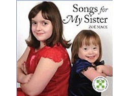 CD Zoe Mace - Songs For My Sister