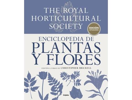 Marca do fabricante - Livro Enciclopedia Plantas Y Flores