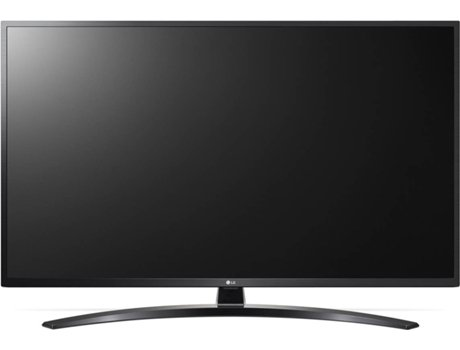 TV  LG 43UM7450 (LED - 43'' - 109 cm - 4K Ultra HD - Smart TV) — Direct Led, Quad-core Processor, True color accuracy, HDR 10 Pro, HLG Pro, 2.0 ch 20W Ultra Surround