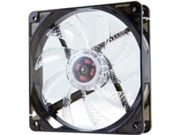Ventoinha PC NOX Coolfan 120mm LED Branco — Ventoinha | 120mm