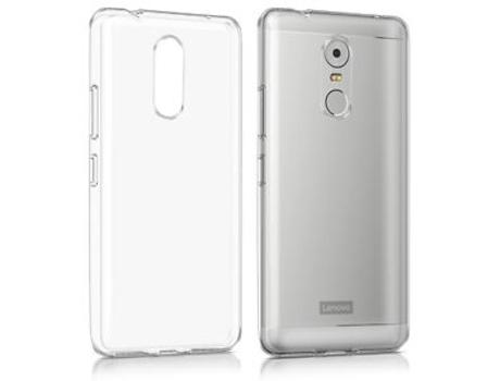 Capa Lenovo K6 Note MULTISHOP Gel Transparente