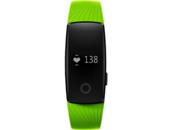 Pulseira Desportiva NEW-MOBILE Smart Fit Verde — Bluetooth / Até 7 dias