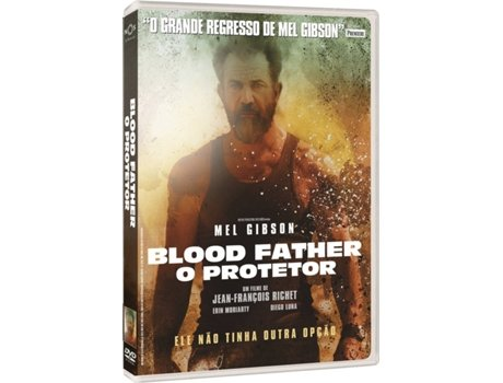 DVD Blood Father - O Protetor
