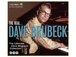 CD Dave Brubeck - The Real Dave Brubeck — Pop-Rock