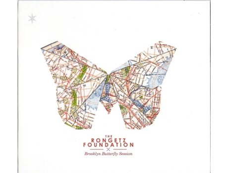 CD The Rongetz Foundation - Brooklyn Butterfly Session