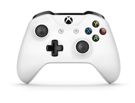 Comando Xbox One White (Wireless) — Compatibilidade: Xbox One