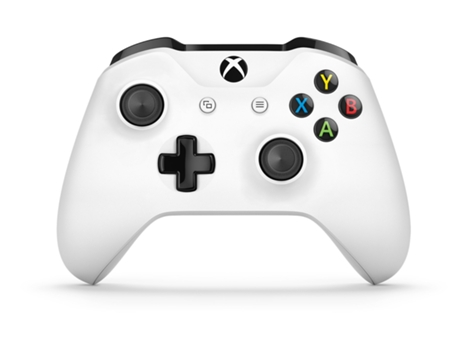 Comando Xbox One White — Compatibilidade: Xbox One