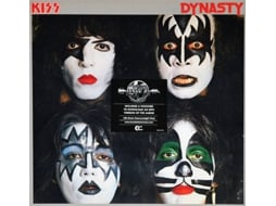 Vinil Kiss: Dynasty — Pop-Rock