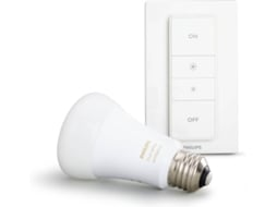 Lâmpada PHILIPS HUE Ambiance A19 E27 Kit Branco — Smart Lighting | E27