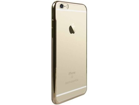 Capa MUVIT Life Boarde iPhone 6, 6s Dourado — Compatibilidade: iPhone 6, 6s