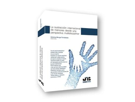 BOSCH TEXT - Livro La Sustracción Internacional De Menores Desde Una Perspectiva Multidisciplinar de VVAA (Espanhol)