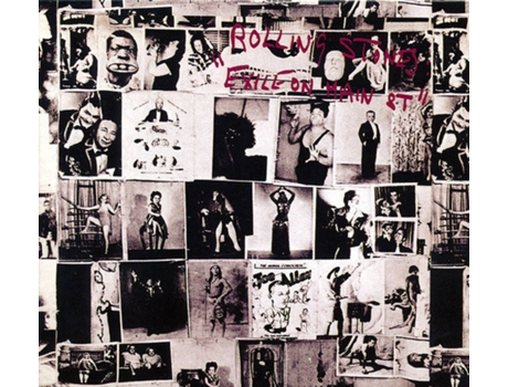 CD Rolling Stones - Exile On Main Street — Pop-Rock