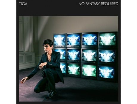 CD Tiga - No Fantasy Required