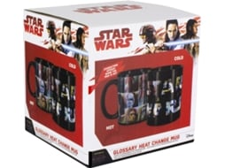 Caneca Muda de Cor STAR WARS The Last Jedi — Star Wars
