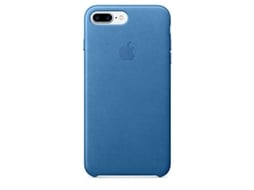 Capa iPhone 7 Plus Couro Sea Blue — Compatibilidade: iPhone 7 Plus