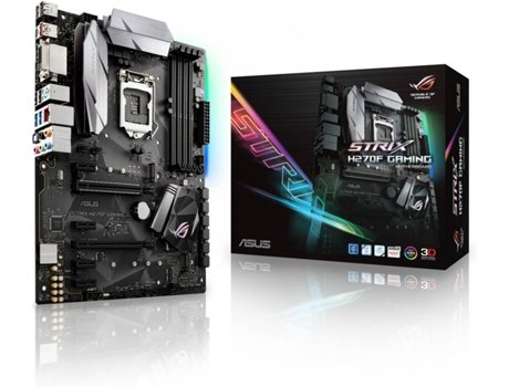 Motherboard ASUS ROG Strix H270F Gaming — LGA1151 / Intel® H270