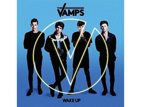 CD The Vamps:Wake Up-Deluxe — Pop-Rock