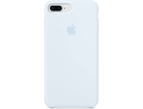 Capa APPLE Silicone iPhone 7 Plus, 8 Plus Azul — Compatibilidade: iPhone 7 Plus, 8 Plus