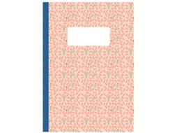 Caderno DAY BY DAY Floral — 140 folhas