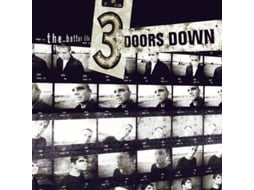 CD Three Doors Down - The Better — Pop-Rock