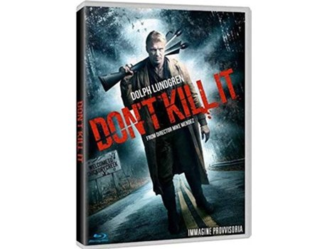 Blu-Ray Don't Kill It Inglês, Italiano