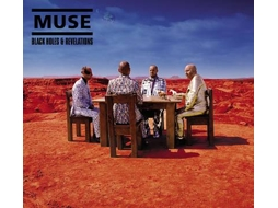 Vinil Muse - Black Holes and Revelations — Pop-Rock