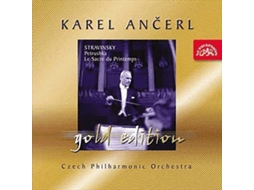 CD Karel An - Czech Philharmonic Orchestra