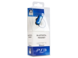 Auscultador Gaming 4GAMERS Bluetooth PS3 - Cp-Bt01blu — PS3 | Bluetooth