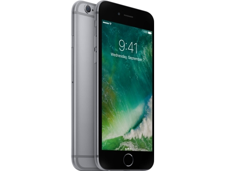 Smartphone APPLE iPhone 6s 32GB Cinzento sideral — iOS 10 | 4.7'' | A9
