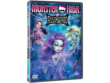 DVD Monster High Assombrado — De: Will Lau