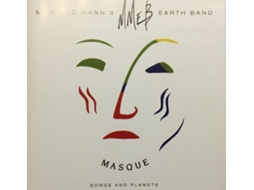 CD Manfred Mann's Earth Band - Masque (Songs And Planets)