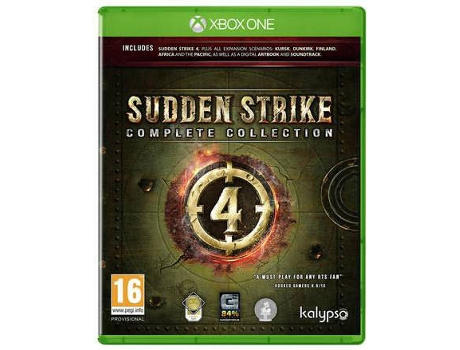 Jogo Xbox One Sudden Strike 4 (Complete Edition)