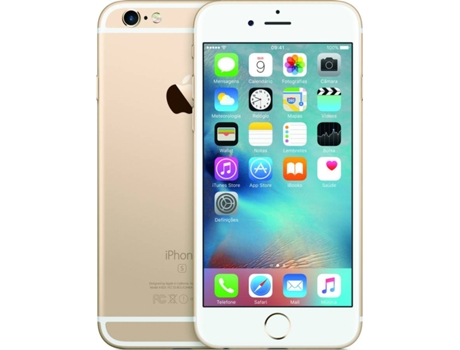 Smartphone MEO iPhone 6S 32Gb 4G Dourado