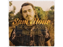 CD Sam Alone & The Gravediggers - Thougher Than Leather — Pop-Rock