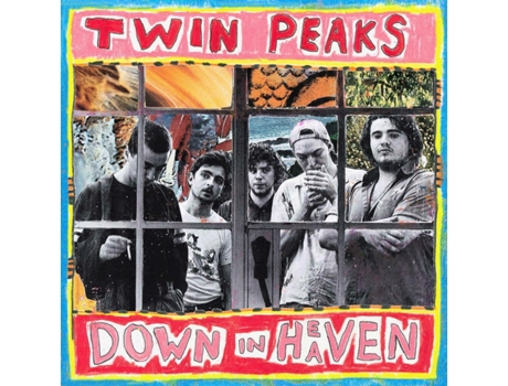 CD Twin Peaks - Down In Heaven — Pop-Rock