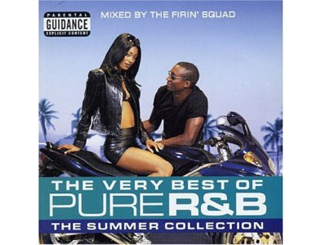 CD The Very Best Of Pure R&B (The Summer Collection)