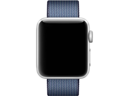 Bracelete APPLE 38 MM Midnight Blue Woven Nylon — Bracelete | 38 MM