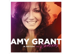 CD Amy Grant - In Motion (The Remixes)