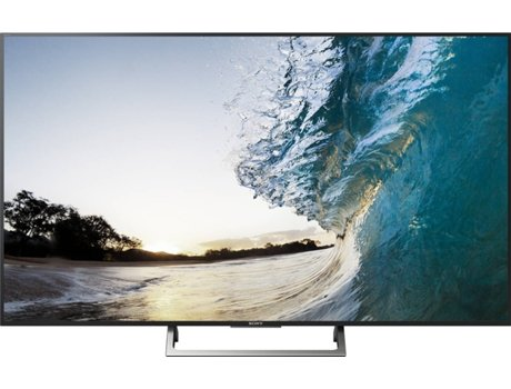 TV LED Ultra HD Smart TV 65'' SONY KD65XE8596 PR 4K — Ultra HD / 1000 Hz