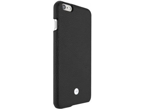 Capa JUST MOBILE Quattro iPhone 6/6S Preto — Capa / iPhone 6/6S