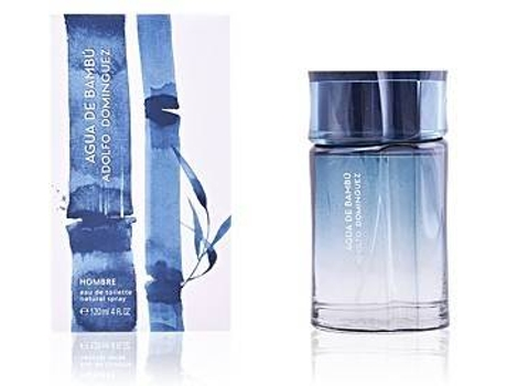 Perfume Homem Agua de Bambú Man Adolfo Dominguez EDT (120 ml) (120 ml)