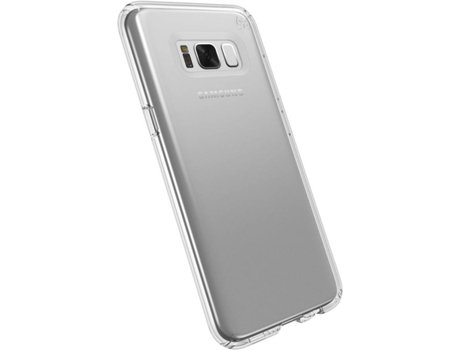 Capa SPECK Galaxy S8 Plus Presidio Transparente — Compatibilidade: S8 Plus