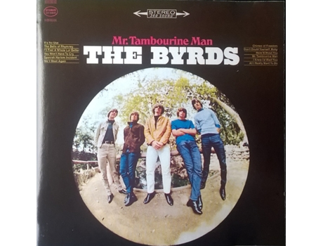CD The Byrds - Mr. Tambourine Man