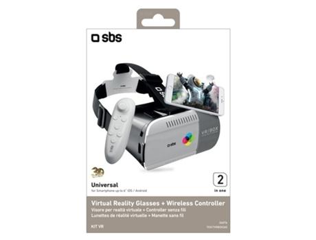 Óculos de Realidade Virtual SBS com Comando   Worten.pt a14b04370b