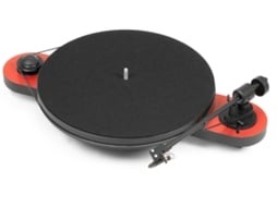 Gira-Discos PRO-JECT Elemental R/B — Manual | Velocidade: 33/45 rpm