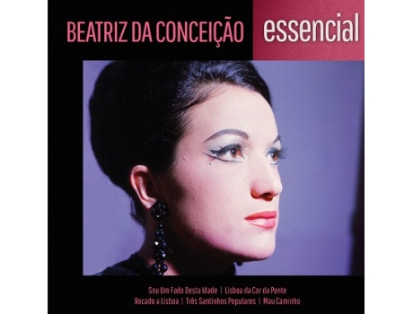 CD Betariz da Conceição - Essencial — Fado