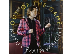 Vinil Rufus Wainwright: Out Of The Game — Pop-Rock