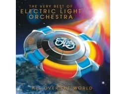 CD Eletric Light Orchestra - ALL OVER TH — Pop-Rock
